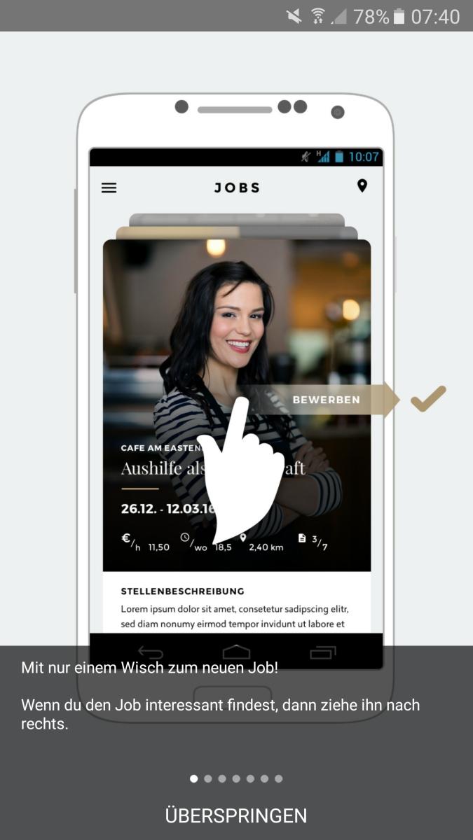 worktender app